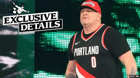 details  brian road dogg james transitioning   wwe role