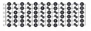 How To Find  U0026 Memorise The Notes On The Guitar Fretboard