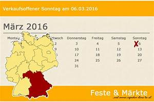 Verkaufsoffener Sonntag Augsburg 2016 : verkaufsoffener sonntag am in bayern feste m rkte ~ Orissabook.com Haus und Dekorationen