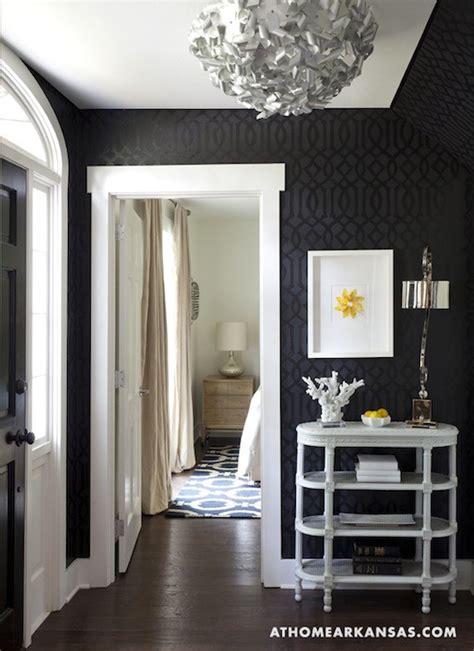 remodelaholic  paint colors   home black