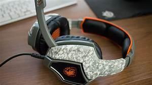 Headset Gaming Test : sades sa917 usb stereo gaming headset review test youtube ~ Kayakingforconservation.com Haus und Dekorationen