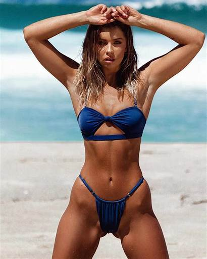 Bikini Swimsuit Sheer Thong Bathing Bikinis Woman