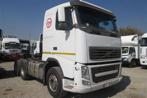 volvo tractor trailer dealer volvo fh13 440 truck tractor trucks for sale in gauteng on