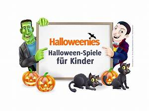 Halloween Spiele Fr Kinder Und Erwachsene