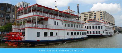 Mississippi River River Boat Cruises by Mississippi Explorer River Cruises