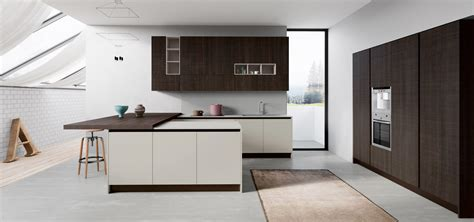 Round — Modern Kitchen Arredo3