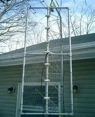 Build a Gray Hoverman TV Antenna