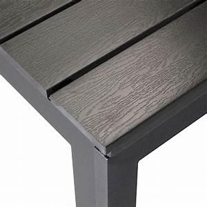 Gartentisch Aluminium Ausziehbar : gartentisch aluminium polywood ausziehbar 280 220x95cm ~ Lateststills.com Haus und Dekorationen