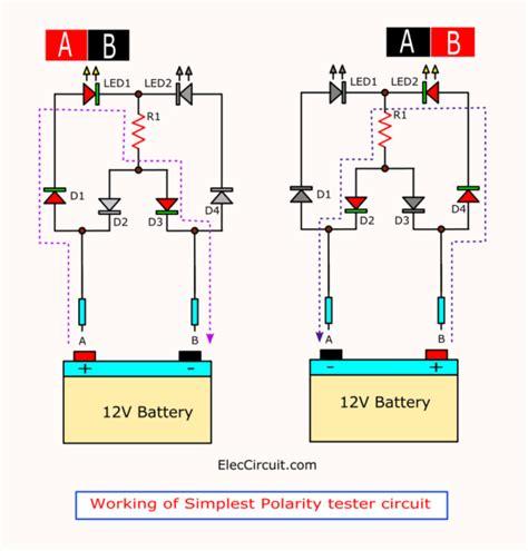 Idea Polarity Car Electrical Probe Tester Circuit