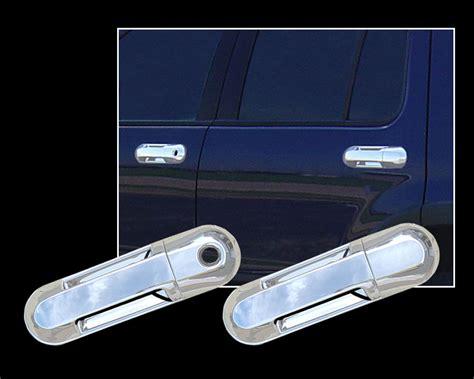 Lincoln Aviator Chrome Door Handle Cover Trim
