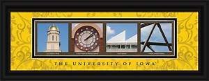Iowa hawkeyes campus letter art for Campus letter art