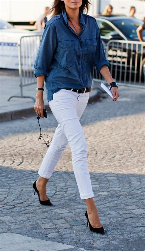 Trend to Try Skinnies + Heels - Apartment34