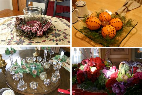 beautiful christmas centerpieces  enhance  beauty