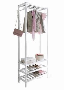 Garderobe Holz Weiß : garderobe jonny online kaufen otto ~ Frokenaadalensverden.com Haus und Dekorationen