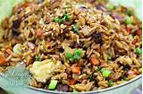 Recipes for asian rice dishes