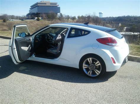 hyundai veloster doors drivetime with vinnie richichi road test 2012 hyundai