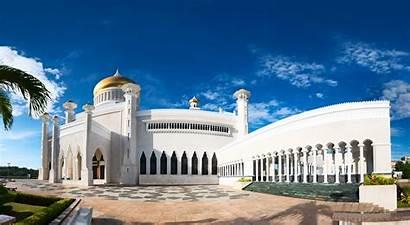 Brunei Sultan Omar Ali Saifuddin Mosque Sultano