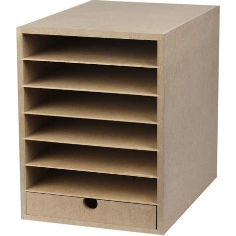 trieur vertical bureau regal 1 stück aus mdf kartonregal papier ablage karton