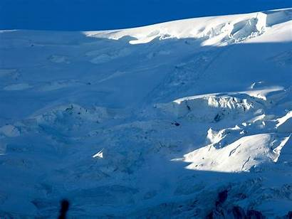 Avalanche Mont Blanc France Tacul Yesterday Rescue