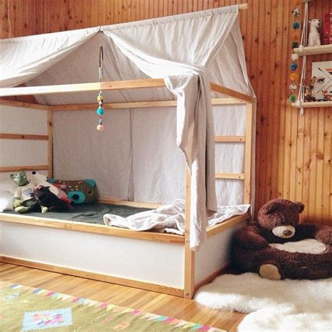 6 ways to customize the ikea kura bed petit small