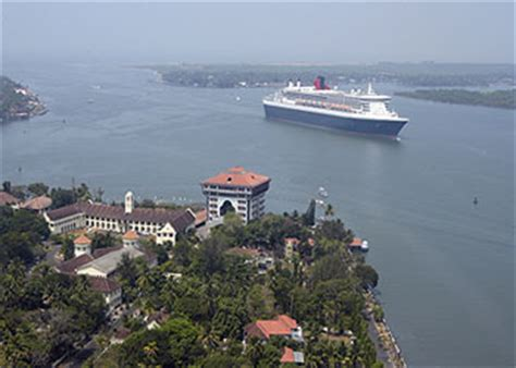 cruises cochin india cochin cruise ship arrivals