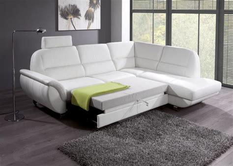 canapé design confortable canapé convertible design avec coffre de rangement