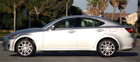 2011 Lexus Is 250 Awd