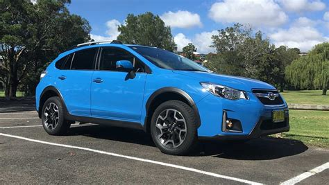 subaru xv  review carsguide