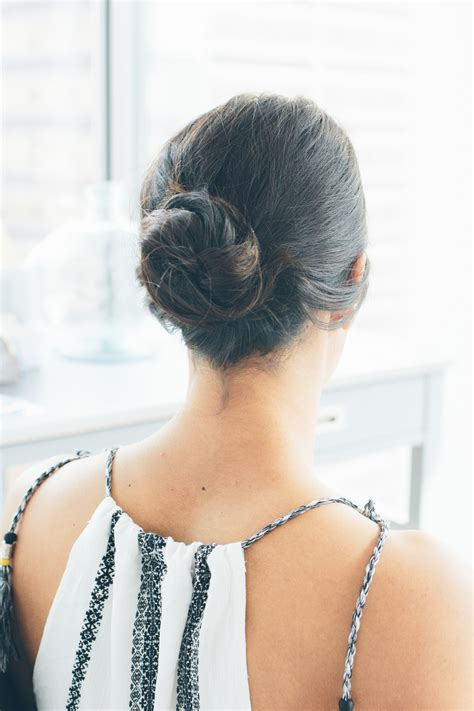 Very Simple And Easy Hairstyle