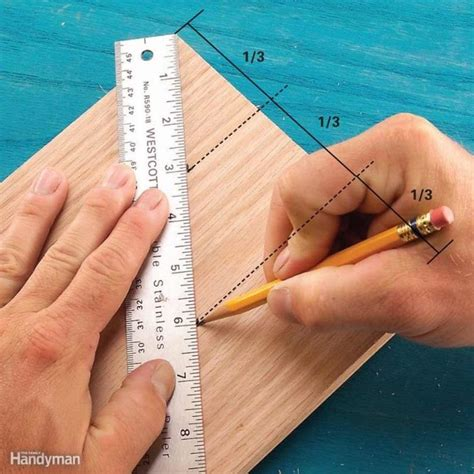 measuring tips  techniques  diyers woodworking