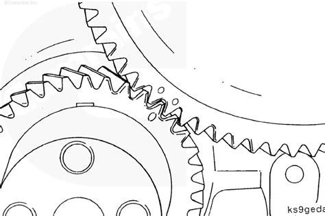 problem   accessory drive shaft breaks  times    gear