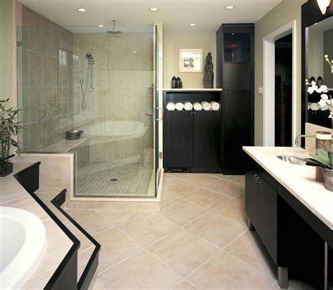 asian inspired bath contemporary bathroom