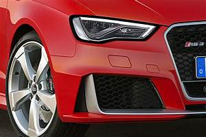 Audi Rs3 Revealed With 5-cylinder Turbo Engine