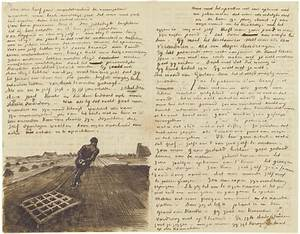the complete illustrated and annotated edition of the With complete letters of van gogh