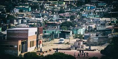 Urban Sprawl Apartheid Africa South Khayelitsha Legacy