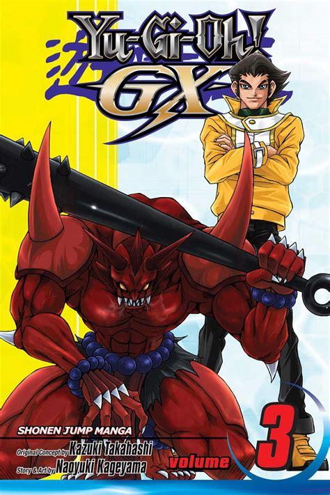 Yu Gi Oh Gx Vol 3 Book By Naoyuki Kageyama