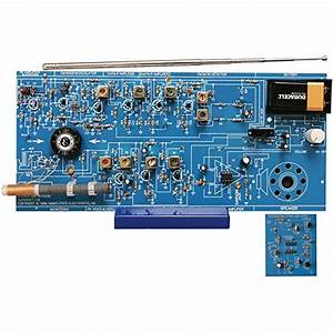 Shortwave Radio Kit  Amazon Com