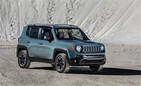 2015 Jeep Renegade Is The New Baby Jeep 2014 Geneva Motor