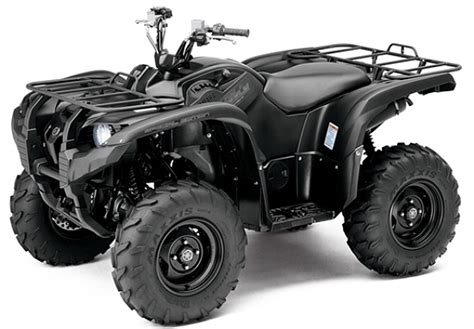 New Yamaha Grizzly 700 For 2014