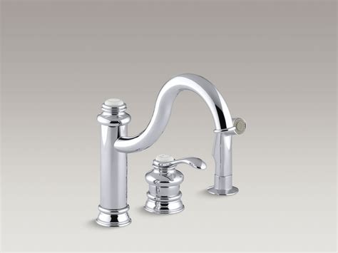 Kohler Purist Single Hole Kitchen Faucet