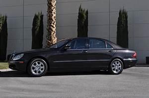 2001 Mercedes-benz S430 4 Door Sedan