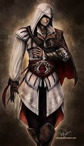 Ezio Auditore di Firenze - AC2 by Ninjatic on DeviantArt