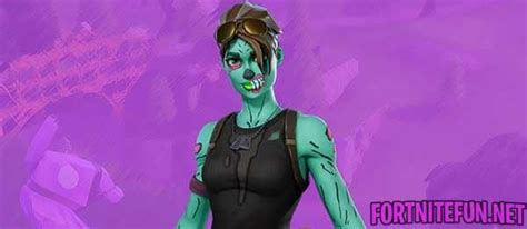 ghoul trooper outfit fortnite battle royale