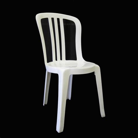 furniture stackable plastic chair white outdoor stackable