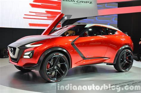 Nissan Gripz Concept Parked At Iaa 2018 Indian Autos Blog