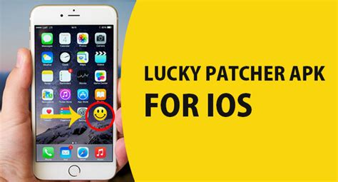lucky patcher apk for android and iphone