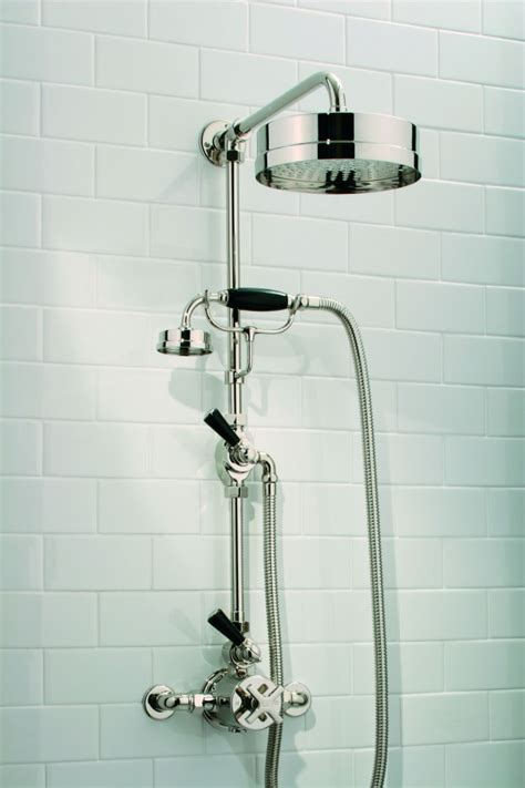 mackintosh thermostatic shower  shower head jack london