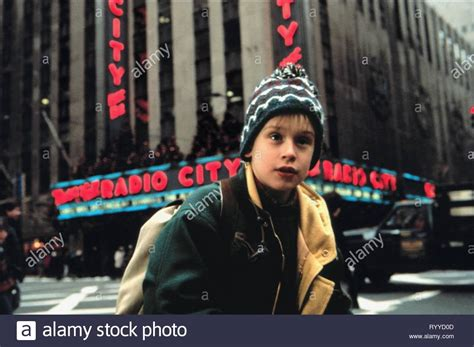 Home Alone 2 Movie High Resolution Stock Photography And