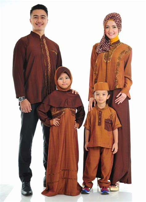 contoh baju muslim sarimbit keluarga 2015 contoh busana muslim muslim