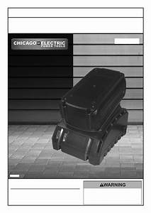 Chicago Electric Power Systems Manuals Chicago Electric